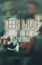 Teen Wolf (Funny Pictures) by jiminsw
