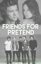 Friends For Pretend... by Irmina_95