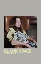 BLANK SPACE  ᵈᵃᵐᵒⁿ ˢᵃˡᵛᵃᵗᵒʳᵉ by caityslotz
