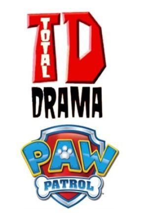 Total Drama PAW Patrol by pawpatrolrocky