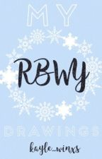 My RWBY Drawings by kayle_winxs