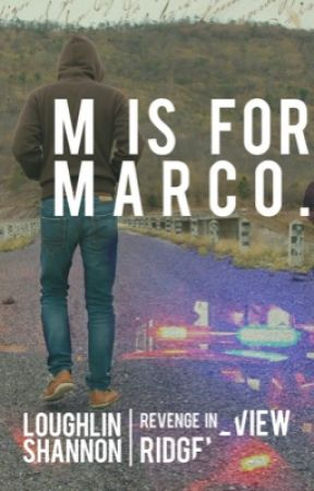 M is for Marco by --ls22