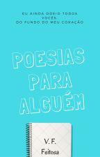 Poesias para alguém by ElFe1tosa