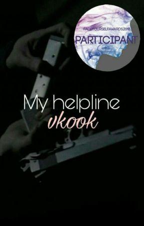 My Helpline  vkook  by -yoomina-