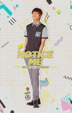 notice me  +  kv by JEONIGIRI