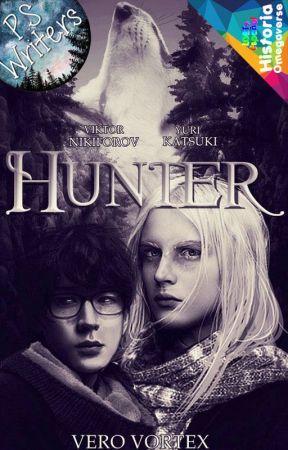 Hunter 「Omegaverse」 by VeroVortex