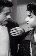 Real story of Sal Mineo and James Dean by MIGHTYMIYA_
