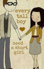 Every Tall Boy Needs A Short Girl by simply_julie