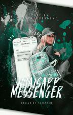 Whatsapp Messenger • Dinally by TrouxaforBrooke