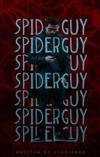 SPIDERGUY! by jontys