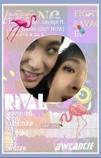 Rival • Mingyu × DK by awcancie