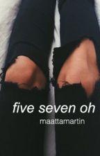 five seven oh // j. guentzel  by maattamartin