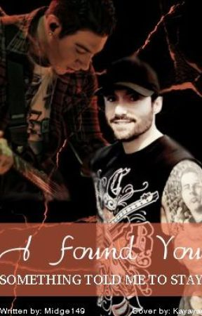 I Found You, Something Told Me To Stay - (Jason/Zacky) Version Two. by jasss149