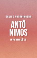 Antônimos | informações e mais by AntonimosBR