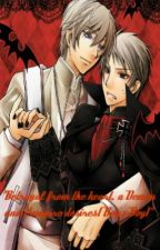 """""""Betrayal from the heart, a Demon and Vampire desires( Boy x Boy)"""" by booknerd29"""