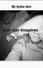 josh dun imagines  by rosekdun