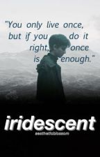 iridescent // jacob portman x reader by aestheticblossom