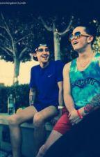 More than friends (Baniel fanfic, Beau Brooks and Daniel Sahyounie) by dirty_baniel
