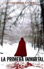 La primera Inmortal (The vampire diaries Fan fiction) by MsConstanceJouffre