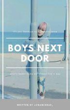 Boys Next Door by vbamisbae_