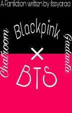Chatroom Gadanta Blackpink × BTS by itssyaraa