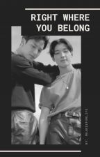Right Where You Belong   MEANIE Seventeen Fanfic by meanieforlife