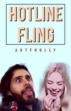 Hotline Fling    Jargot  #Wattys2017 by artfuhlly