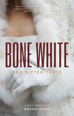 Bone White by JazzFeathers