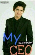 My CEO  by RHbiesyarief