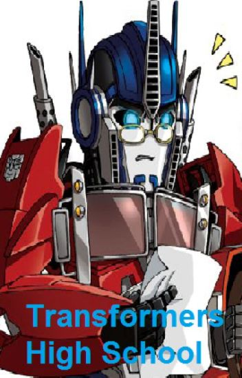 Transformers High School - Estellaluna Rose Razerblade Prime