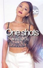One Shots; a.g x you by arisnaya