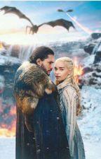 La gemela de Daenerys ( Elaena Targaryen y Robb Stark)  by libertadsalvatore