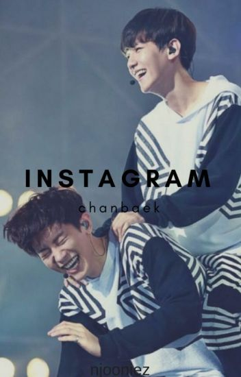 Instagram ↣ Chanbaek