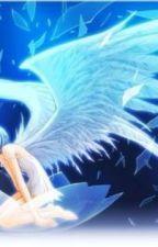 Angel and demon by Emcalyen