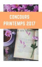 Concours Printemps 2017 [fermé] by Les-voyageuses