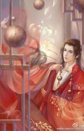 ( Võng du - Đam mỹ ) Đế Thần Vô Song - Ảnh Dạ Băng Y by Icy_DarkNight