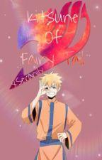 Kitsune Of Fairy Tail by AnimeMLife