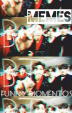 BTS  A.R.M.Y.S 《MEMES FUNNY MOMENTS》 by Suga-Jimin16