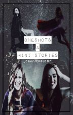 Oneshots and Mini Stories (Supercorp)  by _CamzJergui97