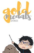 gold medals ● yuri on ice one-shots by skatinglosers