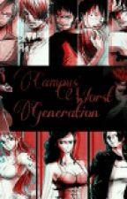 Campus' Worst Generation by trynamira