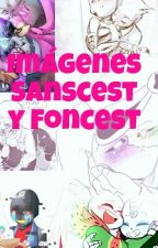 Imágenes Sanscest y Foncest by Fallacy_Vampire