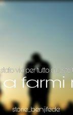 FINO A FARMI MALE //Benjamin Mascolo// by benjifede__official