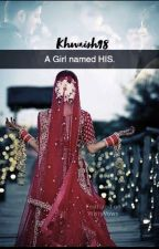 A Girl Named HIS by Khwaish98