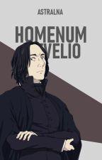 HOMENUM REVELIO: wyznania Severusa Snape'a | Snarry by Astralna
