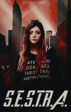 S.E.S.T.R.A. (Avengers) by BeckyStark