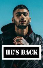 He's Back [BB #2] [Sin editar] by SimpsonViky