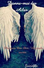 Donne Moi Des Ailes  by SuicidMe