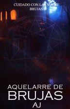 AQUELARRE DE BRUJAS by frank20007