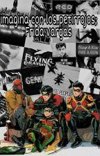 Imaginas De Los Robins [Dick Grayson, Jason Todd, Tim Drake Y Damian Wayne] by Frida_Vargas30